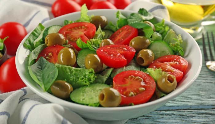 Рецепты салатов с базиликом