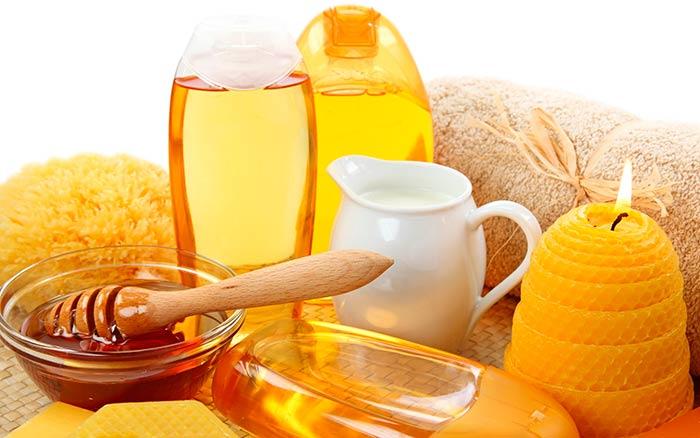 Обертывание с медом
