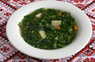 Борщевик в супе