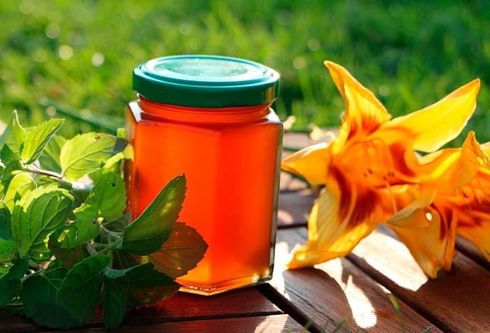 Мятный мед