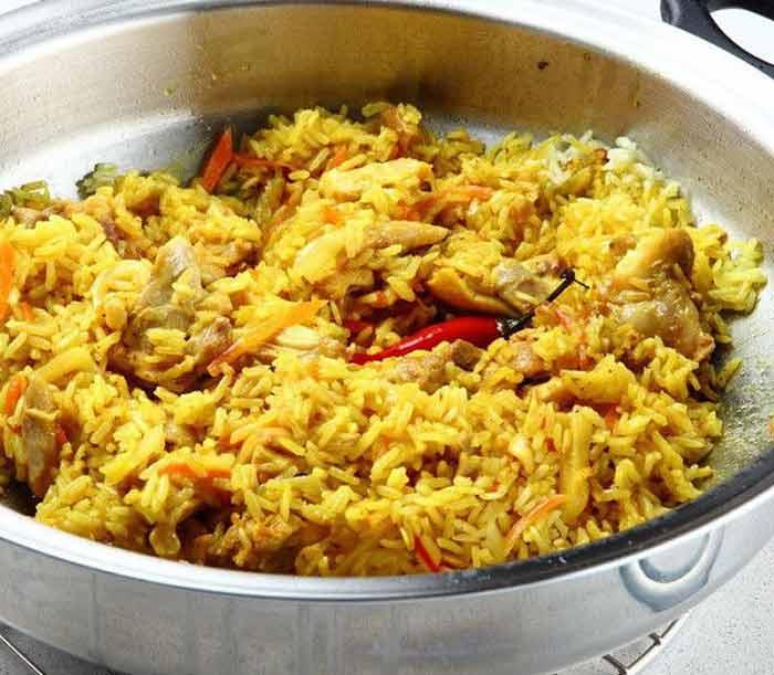 Курица карри – классический рецепт и другие вариации