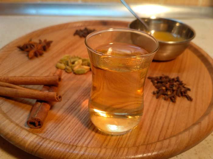 Польза чай с гвоздикой