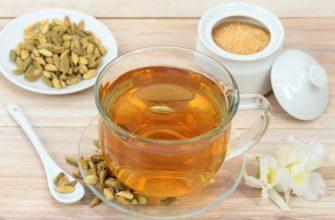 Польза чая с кардамоном