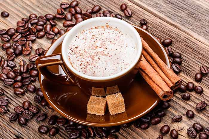 Кофе с добавками