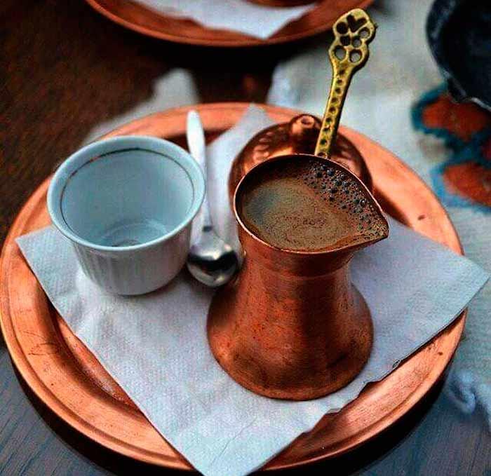 Кофе с гвоздикой и кардамоном
