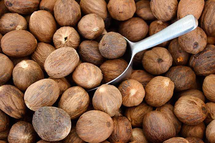 Польза мускатного ореха