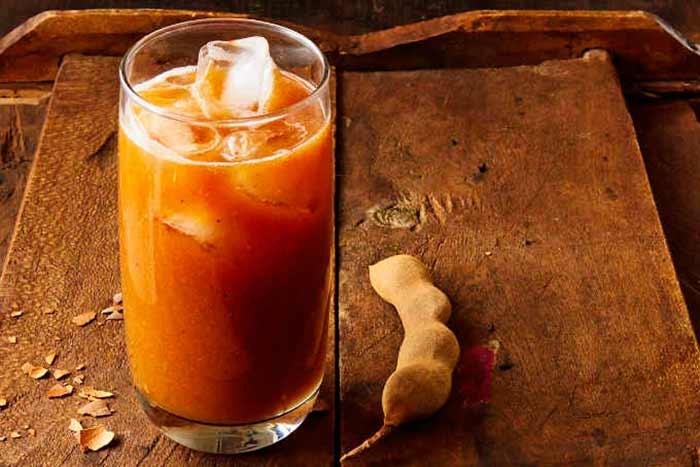 Напиток с тамариндом
