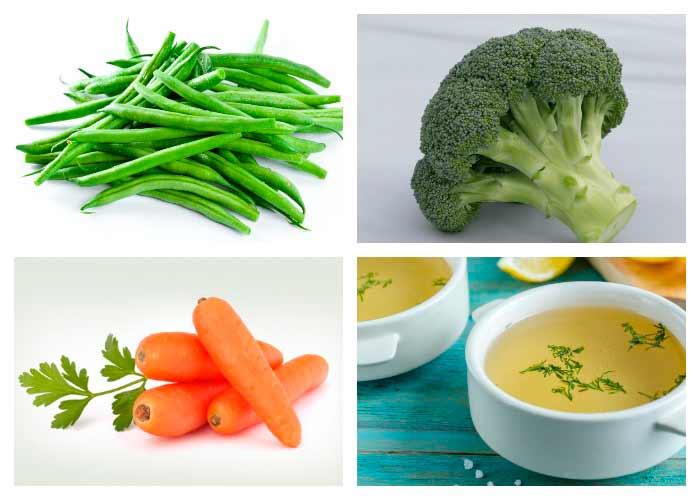 Как приготовить суп с сельдереем