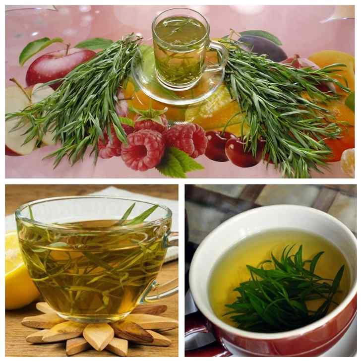 Чай с Эстрагоном